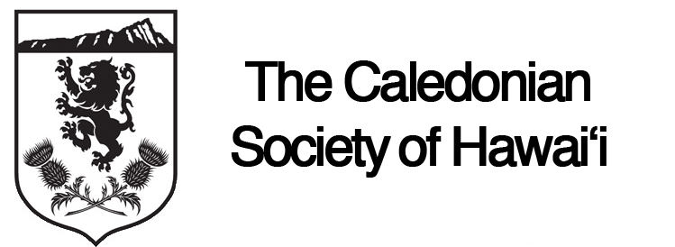 The Caledonian Society of Hawaii